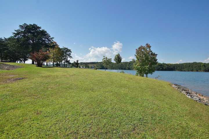 Wide Water Views from 507 Carrs Point Lane Moneta, VA 24121