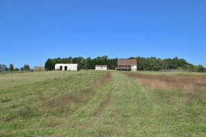 Pasture and horse facilities at 120 Waterfront Road - For Sale at Smith Mountain Lake