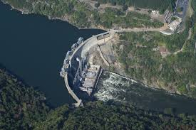 The Dam at Smith Mountain Lake