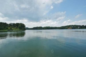 View from Lot 66 Ivy Lane-For Sale at Smith Mountain Lake