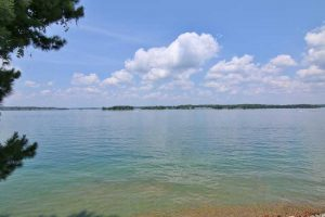 Lake and mountain views from 6605 Smith Mountain Road- For Sale at Smith Mountain Lake