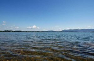 Waterfront Property at 507 Carrs Point- For Sale at Smith Mountain Lake